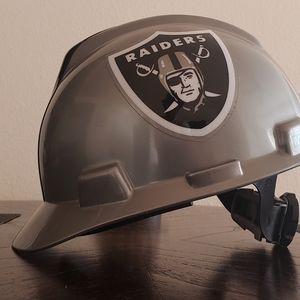 Oakland Raiders Hard Hat